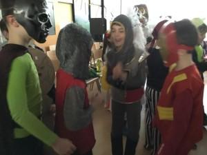 Karneval 2017,ZŠ dargovských hrdinov,